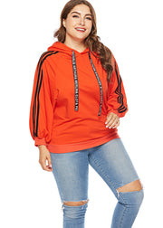 Plus Sports Long-sleeved Top