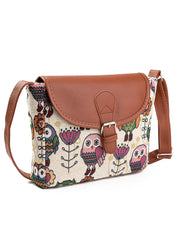 Ethnic Style Embroidery Bag