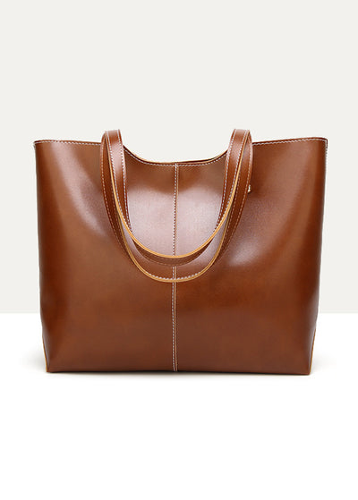 Retro Leisure Single Shoulder Handbag