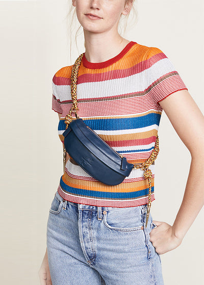 Weave Leisure Belt Bag