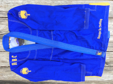 Blue Angel Tribute Gi