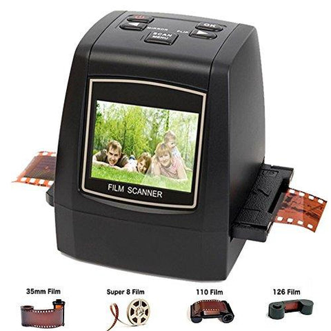 Negative Film & Slide Scanner