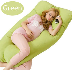 Pregnancy Maternity U Shaped Body Pillow 130x70cm