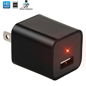 HD 1080P Hidden USB Camera