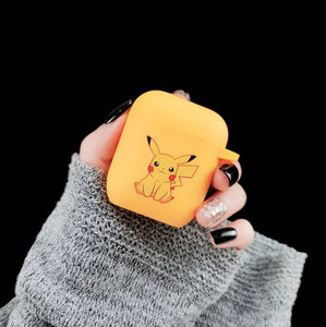 Cute Pikachu Airpods Case