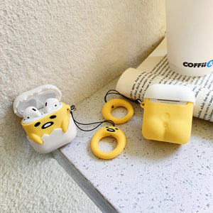 Gudetama Airpods Case
