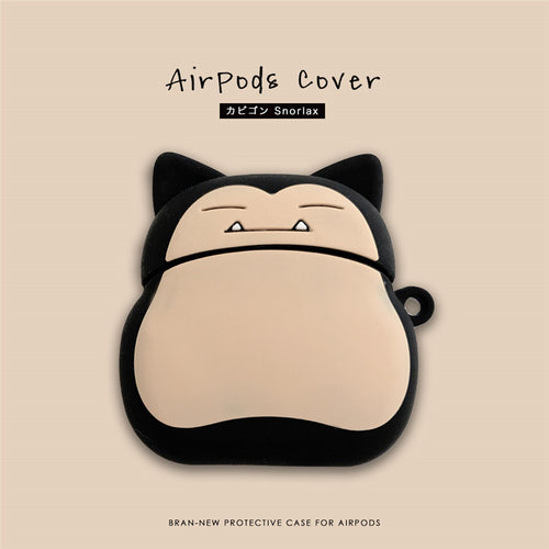 Snorlax Airpods Case
