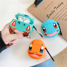 Pokemon 1st Gen Starters Airpods Case