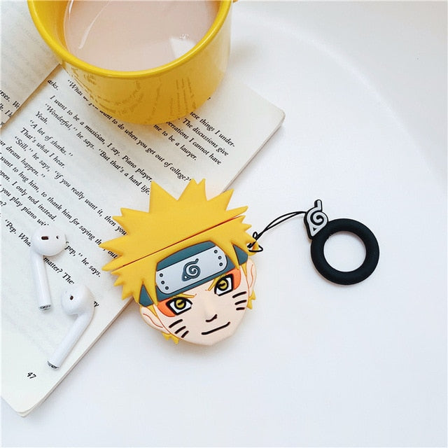 Naruto Airpods Case