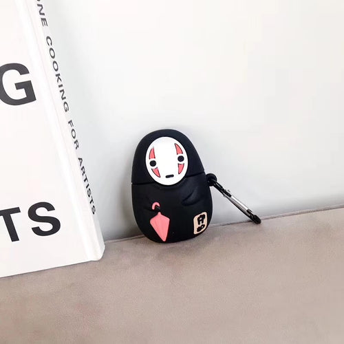 Spirited Away Kaonashi No-Face AirPods Case