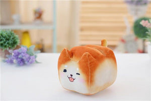 16 CM Cute Catloaf & Dogloaf Plushies
