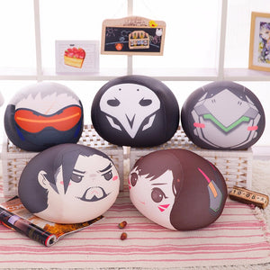 30cm Overwatch Plush Pillow Cushions