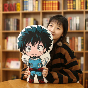 MY Hero Academia Bakugo Todoroki Midoriya Pillow Plush Doll