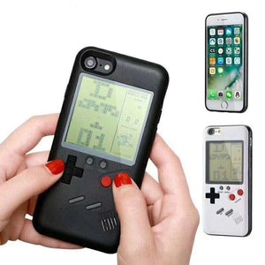 Retro Classic Game iPhone Cases