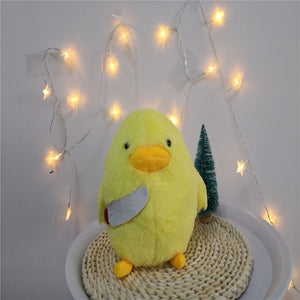 Cute Psycho Duck Plush 30cm