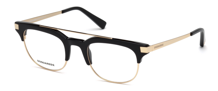 Dsquared2 DQ 5210 001 by VIBE Optic