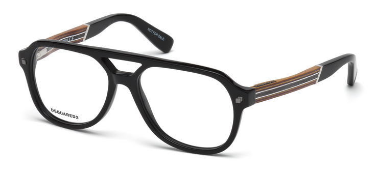 Dsquared2 DQ 5229 01A by VIBE Optic