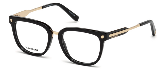 Dsquared2 DQ 5241 001 by VIBE Optic