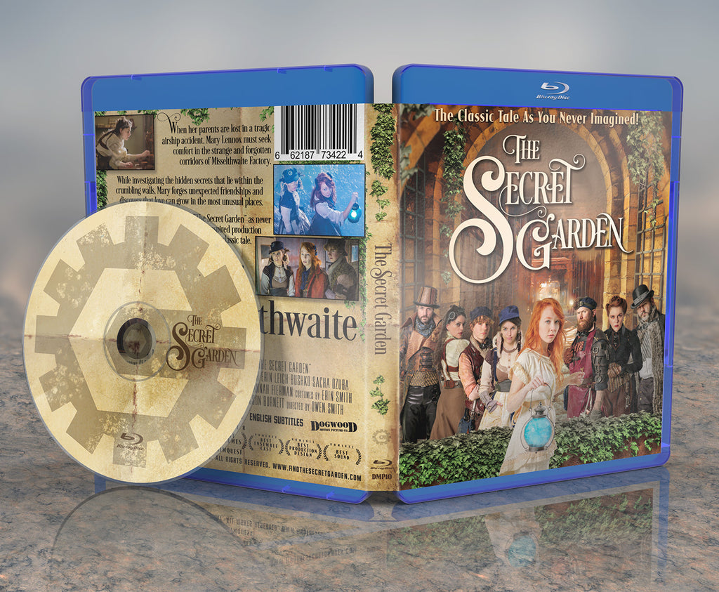 The Secret Garden BluRay