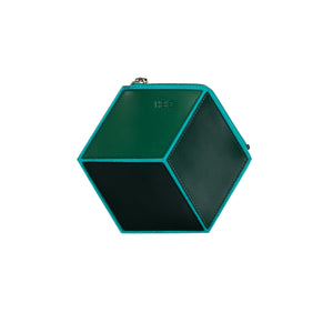 The Cube Mitjana Small Clutch