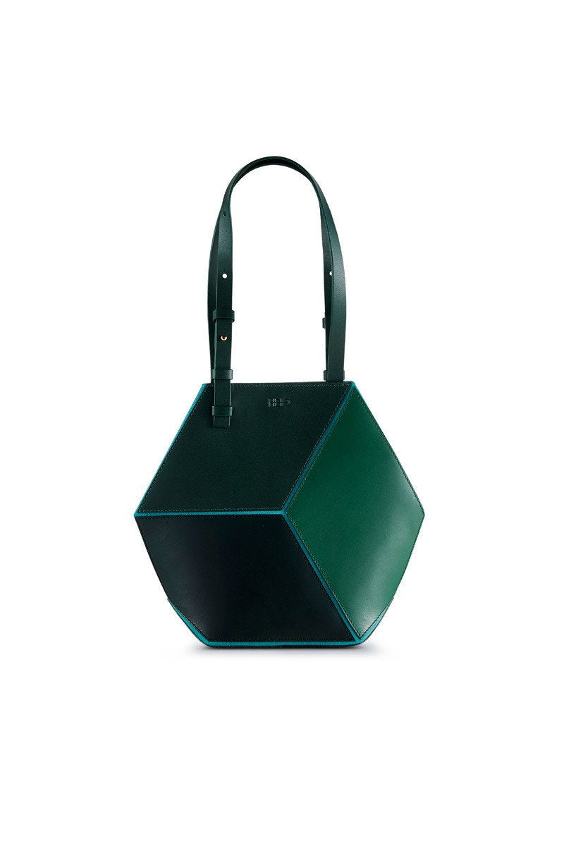 The Cube Mitjana Medium Tote