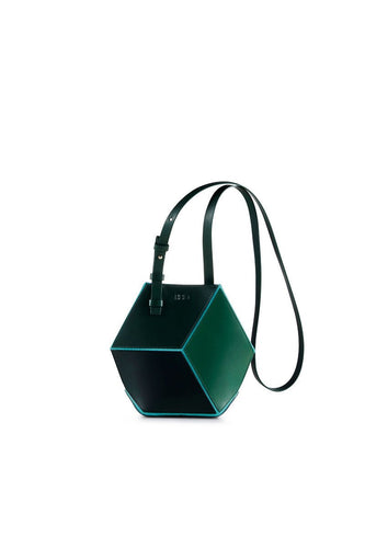 The Cube Mitjana Small Cross Body