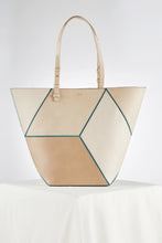 The Cube Turqueta Large Tote
