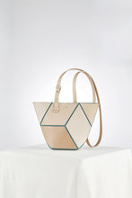The Cube Turqueta Small Cross Body