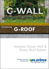 Platipus G-Wall and G-Roof Brochure