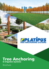Platipus Tree Anchoring And Irrigation Systems Brochure