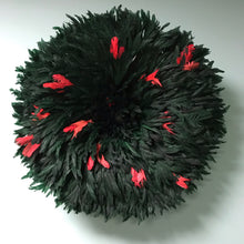 Green and Red Juju Hat