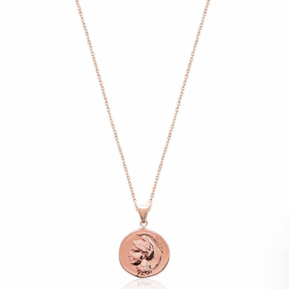 Mini louis Coin Rosegold