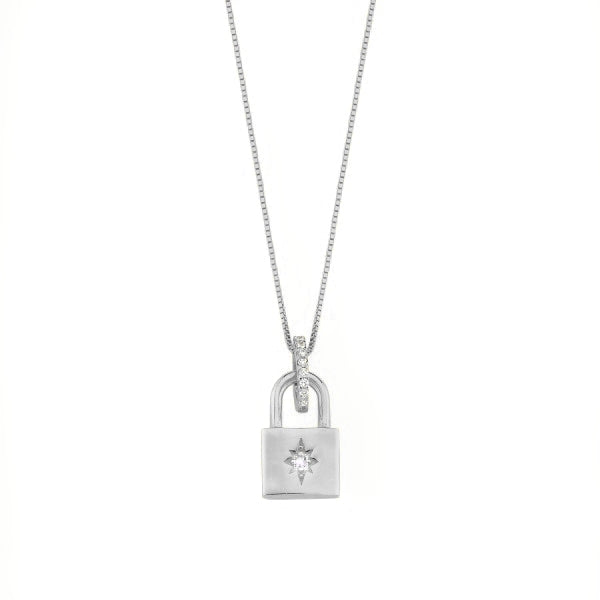 Baby Locker Necklace