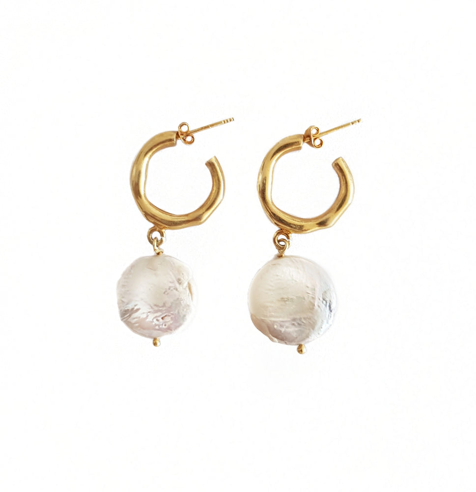 Pomella Pear Earrings