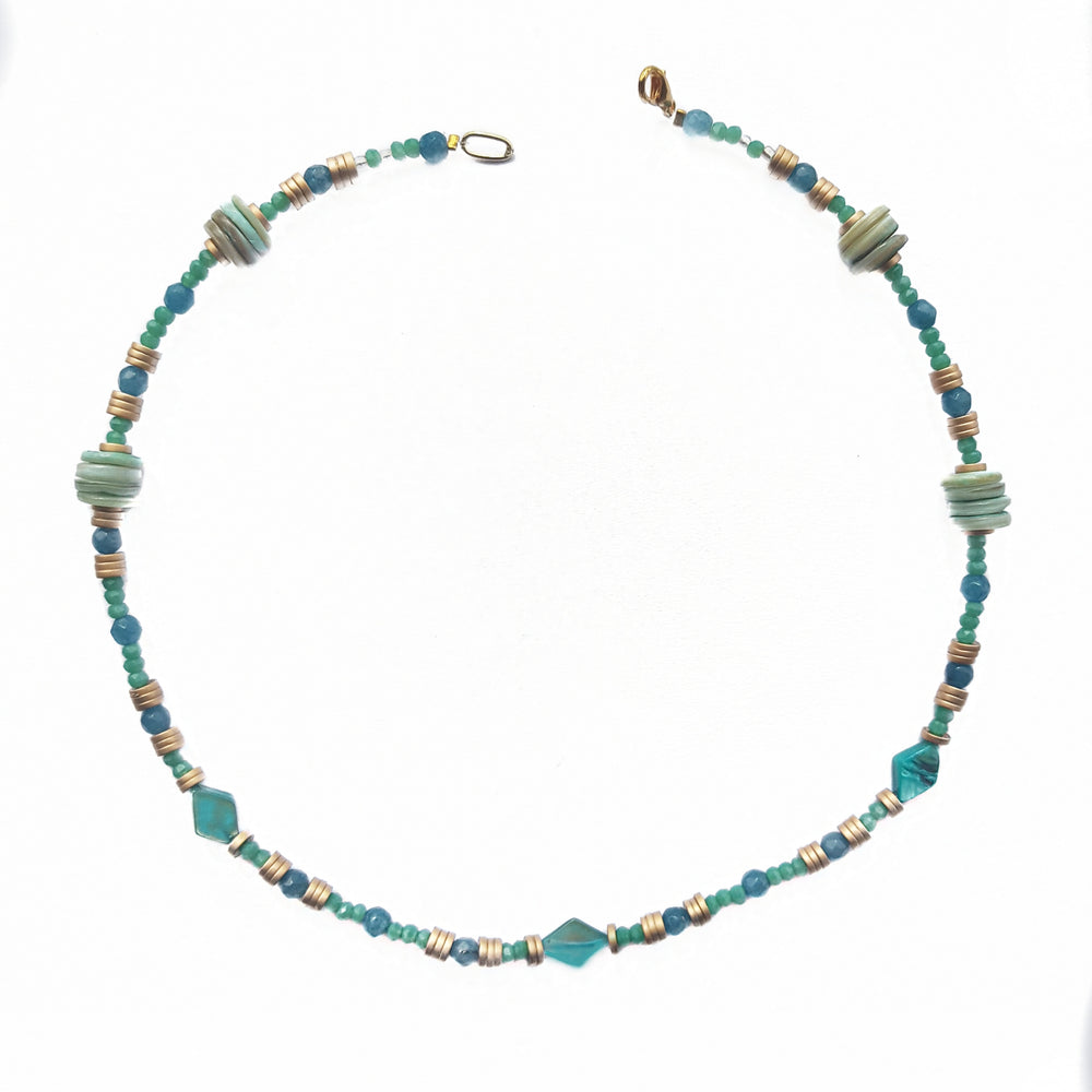 ATurquoise Choker
