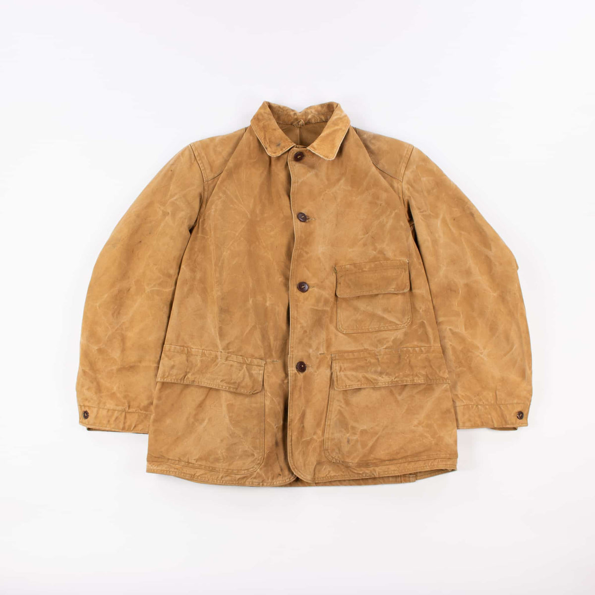 9a20a0530cb0d Vintage 1940's Weatherbak Duck Hunting Jacket
