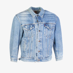 Vintage Levi's Trucker Jacket - Light Wash