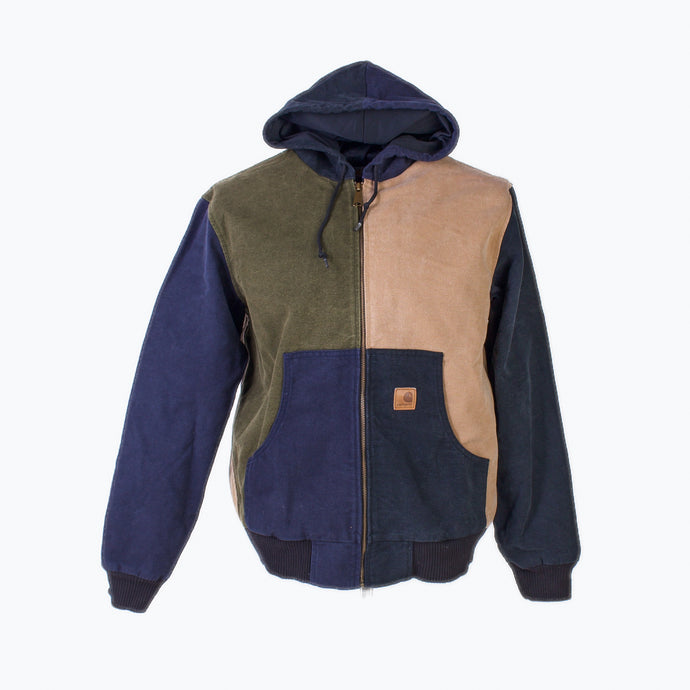 Re-Worked Carhartt Active Hooded Jacket - #57/100 - American Madness