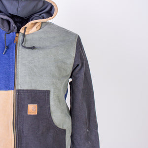 Re-Worked Carhartt Active Hooded Jacket - #62/100 - American Madness