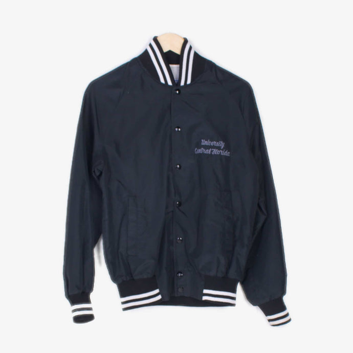 Vintage Champion Baseball Jacket - Black - American Madness