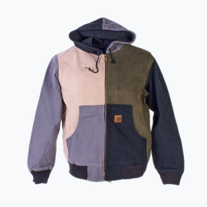 Re-Worked Carhartt Active Hooded Jacket - #70/100 - American Madness