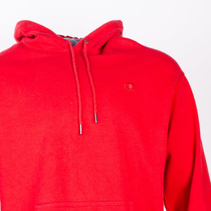 Vintage Champion Sweatshirt - Red - American Madness