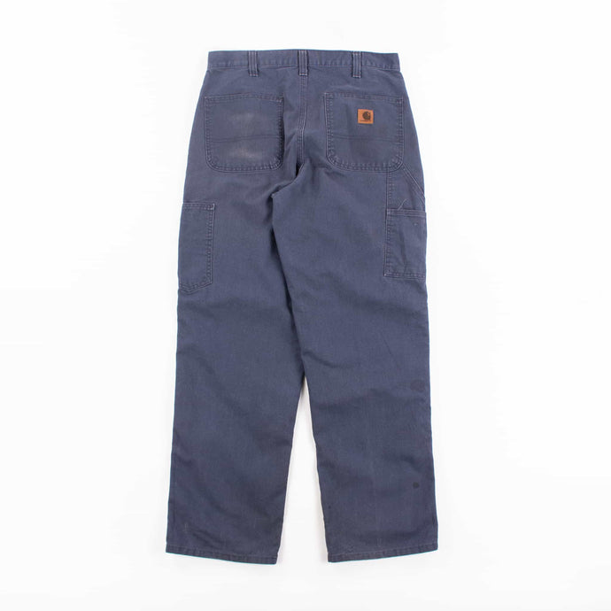 Vintage Carhartt Carpenter Pants - Navy