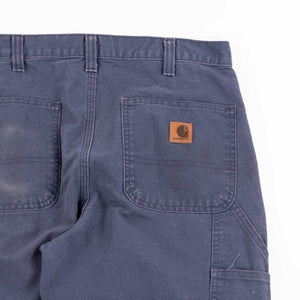 Vintage Carhartt Carpenter Pants - Navy - American Madness