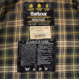 Vintage Barbour Beaufort Jacket