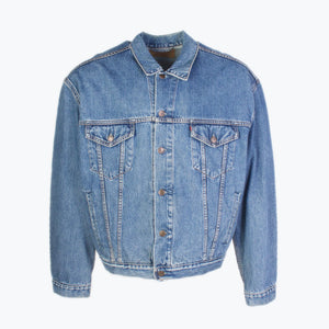 Vintage Levi's Trucker Jacket - American Madness