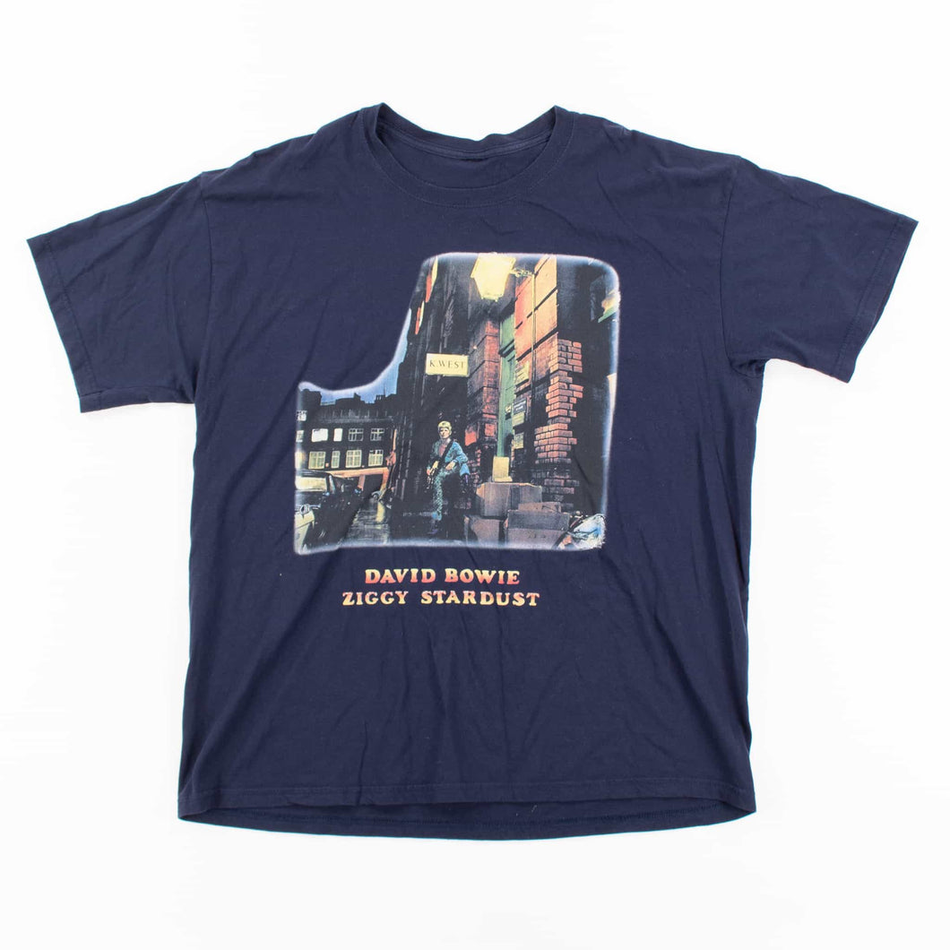 Vintage 'David Bowie Ziggy Stardust' T-Shirt - American Madness