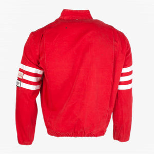Vintage NASCAR Jacket - Red - American Madness