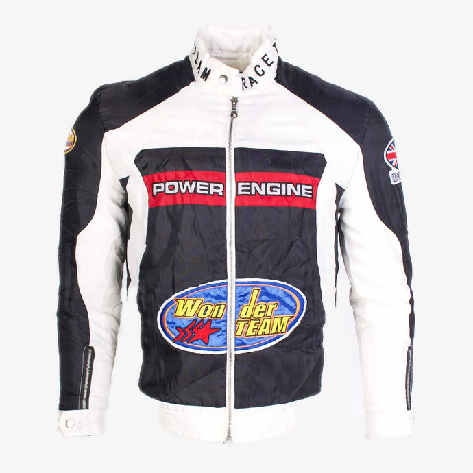 Vintage 'Wonderteam' NASCAR Jacket - American Madness