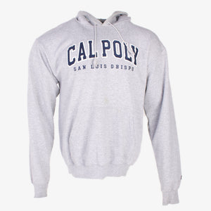 Vintage 'Cal Poly' Champion Hooded Sweatshirt - American Madness